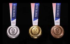 Bảng tổng sắp huy chương Olympic Tokyo 2020 ngày 25/7: Trung Quốc dẫn đầu, chủ nhà Nhật Bản đứng thứ 2