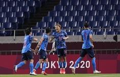 CẬP NHẬT: Kết quả, bảng xếp hạng môn bóng đá nam Olympic Tokyo 2020 ngày 25/7