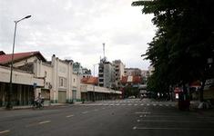 TP Hồ Chí Minh ngày đầu thực hiện quy định không ra đường sau 18h00