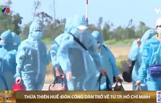 Thừa Thiên-Huế đón công dân về bằng đường hàng không