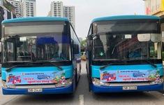 """Hà Nội triển khai """"xe bus siêu thị 0 đồng"""" phục vụ người lao động"""