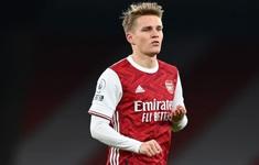 """CĐV Arsenal """"phát sốt"""" vì thông tin mới nhất về Martin Odegaard"""