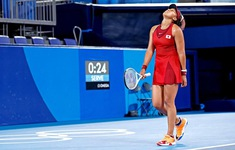 Olympic Tokyo 2020 | Naomi Osaka dừng bước tại vòng 3 đơn nữ