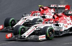 Alfa Romeo đặt mục tiêu chiêu mộ tay đua chất lượng cho mùa 2022