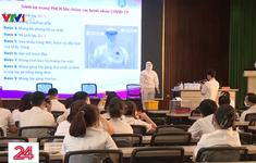 Bệnh viện E xuất quân chi viện cho TP Hồ Chí Minh