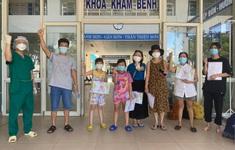 Ngày 27/7: Cả nước có thêm 1.602 bệnh nhân COVID-19 được công bố khỏi bệnh