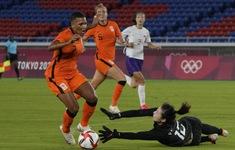 Kết quả, BXH bóng đá nữ Olympic Tokyo, ngày 27/7: ĐT Hà Lan đại thắng ĐT Trung Quốc