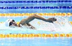 Olympic Tokyo 2020 | Huy Hoàng lỡ hẹn với chung kết bơi 800m tự do nam