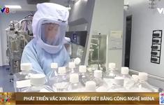 Phát triển vắc-xin ngừa sốt rét bằng công nghệ bào chế vắc-xin ngừa COVID-19