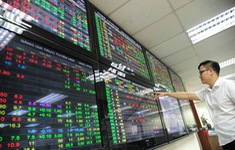 """""""Ngân hàng, chứng khoán, thép"""" bứt phá, VN-Index tăng mạnh"""
