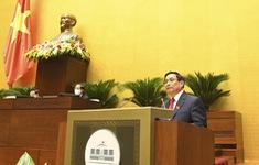 Ngày 28/7, Quốc hội bế mạc kỳ họp, phê chuẩn bổ nhiệm các thành viên Chính phủ