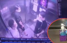 Nam thanh niên Hà Nội khạc nhổ, vứt khẩu trang trong thang máy chung cư