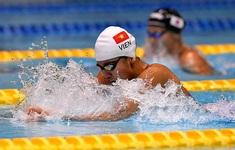 Olympic Tokyo 2020 ngày 29/7: Ánh Viên về cuối tại vòng loại 800m tự do nữ