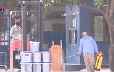 Hà Nội giám sát chặt an toàn phòng dịch ở các nhà máy