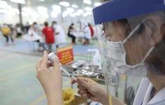 Bộ Y tế đồng ý rút ngắn khoảng cách giữa 2 mũi tiêm vaccine Astra Zeneca