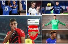[TỔNG HỢP] Chuyển nhượng bóng đá châu Âu ngày 30/7: Man City tăng tốc chiêu mộ Grealish, Arsenal quan tâm tuyển thủ Olympic Brazil
