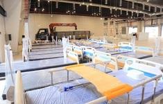 Bình Dương: Số ca mắc tăng, lập thêm 4 bệnh viện dã chiến