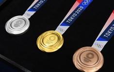 Bảng tổng sắp huy chương Olympic Tokyo 2020: Trung Quốc giữ vững ngôi đầu