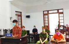 Phạt tù hai đối tượng vi phạm quy định phòng, chống dịch COVID-19