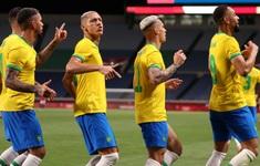VIDEO Highlights Olympic Brazil 1-0 Olympic Ai Cập | Tứ kết Olympic Tokyo 2020