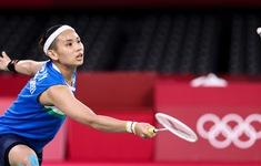 Tay vợt số 1 thế giới Tai Tzu-ying thất bại trong trận chung kết đơn nữ