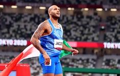 Olympic Tokyo 2020 | Lamont Marcell Jacobs giành HCV điền kinh 100m nam
