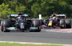 Lewis Hamilton giành pole tại GP Hungary