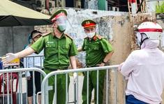 NÓNG: Phát hiện 20 ca nghi nhiễm COVID-19, Hà Nội phong tỏa tạm thời ngõ 651 Minh Khai