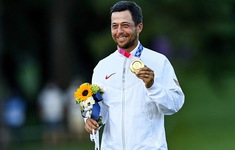 Olympic Tokyo 2020 |  Xander Schauffele giành HCV golf nam