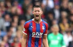 Hậu vệ Gary Cahill đạt thỏa thuận chia  tay Crystal Palace