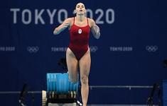 Nữ VĐV nhận điểm 0 trong môn nhảy cầu ở Olympic Tokyo