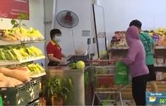 Đảm bảo an toàn phòng dịch ở hệ thống siêu thị tại Hà Nội