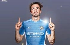 NÓNG: Jack Grealish gia nhập Man City với giá 100 triệu Bảng!