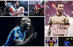 [TỔNG HỢP] Chuyển nhượng bóng đá châu Âu ngày 5/8: Domino chuyển nhượng bởi thương vụ Lukaku, Arsenal chính thức hỏi mua Maddison