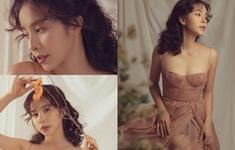 Trần Vân hóa nàng thơ trong bộ ảnh mới