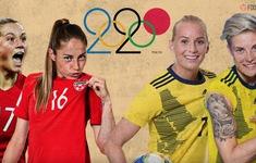 Thuỵ Điển – Canada | Chung kết bóng đá nữ Olympic Tokyo 2020 | 19h00 ngày 6/8