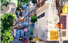 TP Hồ Chí Minh thu nhỏ trong 100 bức vẽ