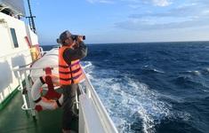 Khánh Hòa: Cứu 4 ngư dân gặp nạn trên biển
