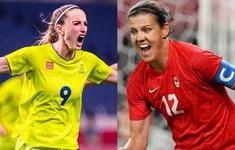Lịch thi đấu và trực tiếp Olympic Tokyo 2020 hôm nay, 6/8: Tâm điểm chung kết bóng đá nữ