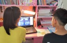 Hà Nội tiếp tục duy trì dạy và học trực tuyến