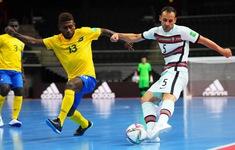VIDEO Highlights | ĐT futsal Quần đảo Solomon 0-7 ĐT futsal Bồ Đào Nha | Bảng C FIFA Futsal World Cup Lithuania 2021™