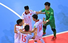 VIDEO Highlights | ĐT futsal Việt Nam 3-2 ĐT futsal Panama | Bảng D FIFA Futsal World Cup Lithuania 2021™