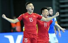 TRỰC TIẾP | ĐT futsal Việt Nam 1-0 ĐT futsal Panama: Minh Trí ghi bàn mở tỉ số