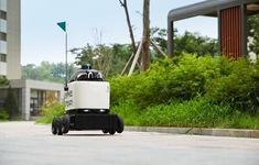 Cảnh sát Hàn Quốc nghiên cứu sử dụng robot tuần tra đường phố