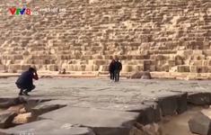 Ngành du lịch Ai Cập phục hồi nhanh trong đại dịch