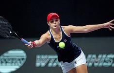 Ashleigh Barty cân nhắc không tham dự WTA Finals