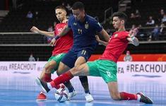 VIDEO Highlights | ĐT Thái Lan 1-1 ĐT Maroc | Bảng C VCK FIFA Futsal World Cup Lithuania 2021™