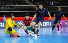 KT | ĐT Thái Lan 1-1 ĐT Maroc: Chia điểm nghẹt thở | Bảng C FIFA Futsal World Cup Lithuania 2021™