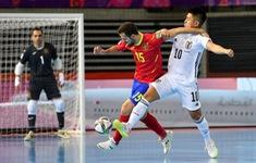 TRỰC TIẾP FUTSAL Tây Ban Nha 1-2 Nhật Bản: Hiệp 1| Bảng E FIFA Futsal World Cup Lithuania 2021™