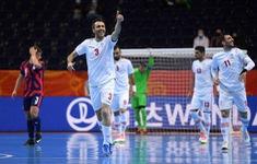 KT | ĐT Iran 4-2 ĐT Mỹ: Chiến thắng không hề dễ dàng! | Bảng F FIFA Futsal World Cup Lithuania 2021™